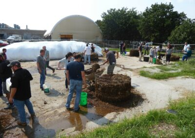 In-person Training Returns with CREF's Compost Operations Training Course, Beginning with Lincoln