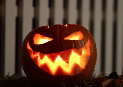 """Make it a """"Green Halloween"""""""